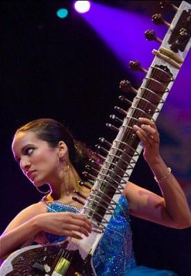Anoushka Shankar - Lille 3000