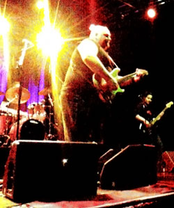Popa Chubby Plays Jimi Hendrix in Lille, Splendid