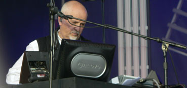 Peter Gabriel @ Vieilles Charrues 20 juillet 2007