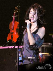 Katie Melua Roubaix 2008