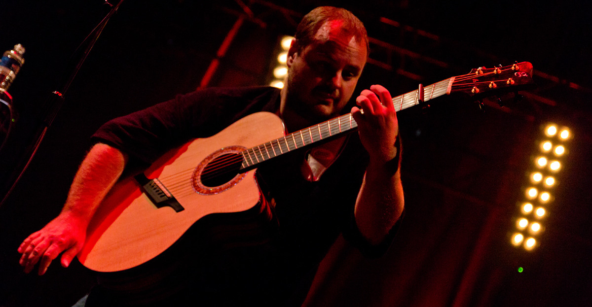 Andy McKee @ Lille 10 juin 2011
