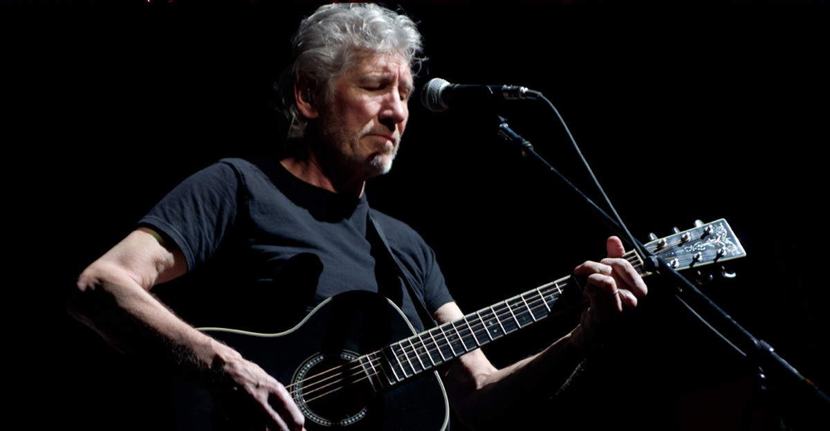 Roger Waters Paris The Wall