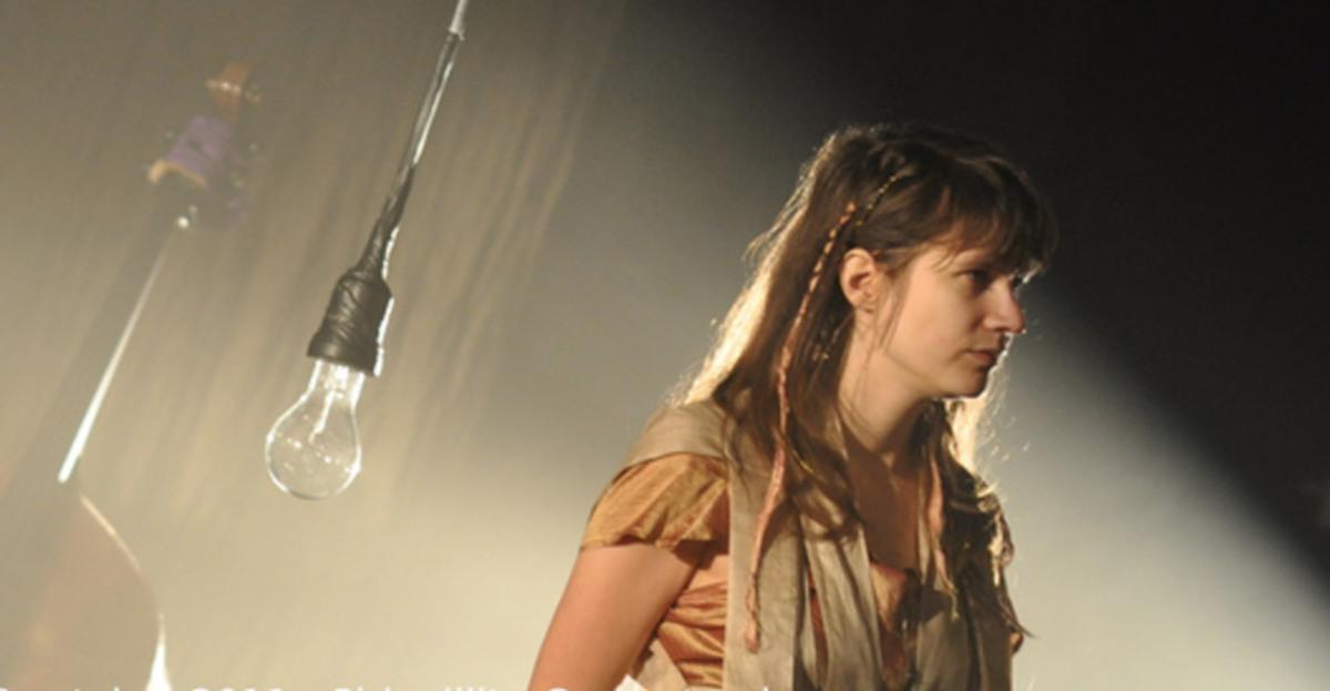 Camille @ Lille 16 novembre 2011