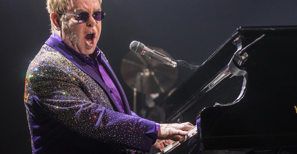 Elton John @ Lille 22 novembre 2014