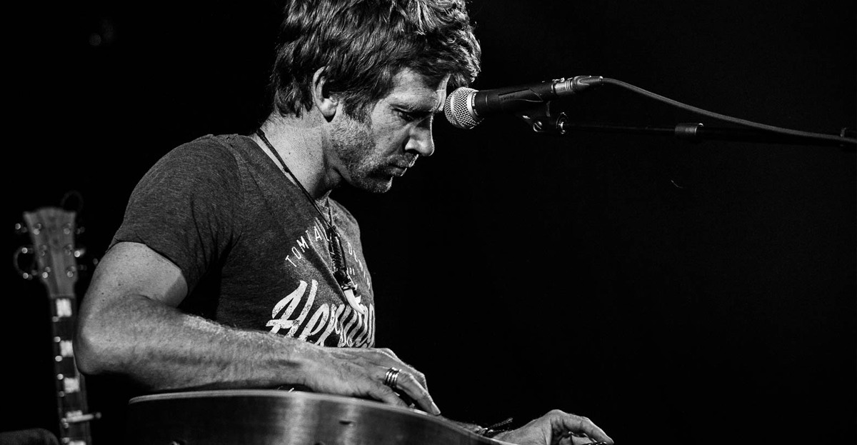 Owen Campbell + Andy McKee @ Lille 29 avril 2016