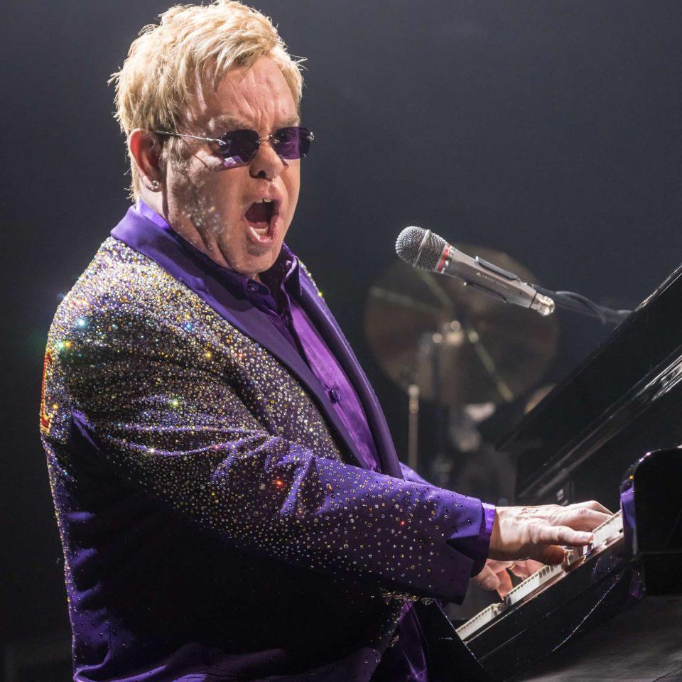 Elton John Lille 2014