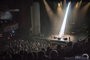 Will Barber en première partie de Luc Arbogast Olympia 2017