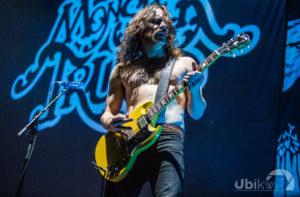 Monster Truck en première partie de Deep Purple Lille 2017