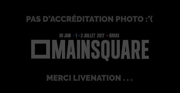 Radiohead @ Main Square Festival 02 juillet 2017
