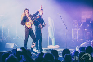 Ukuleleboboys en première partie d'Emir Kusturica Lille 2017