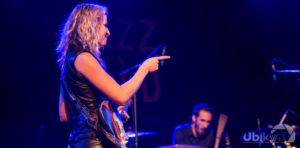 Ana Popovic à Marcq en Baroeul 2017