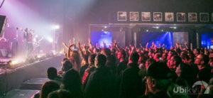Myrath + Vuur en première partie d'Epica Lille 2017