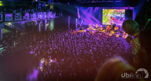 King Gizzard And the Lizard Wizard à Lille Aéronef 2018