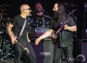 G3 Joe Satriani John Petrucci Lille 2018