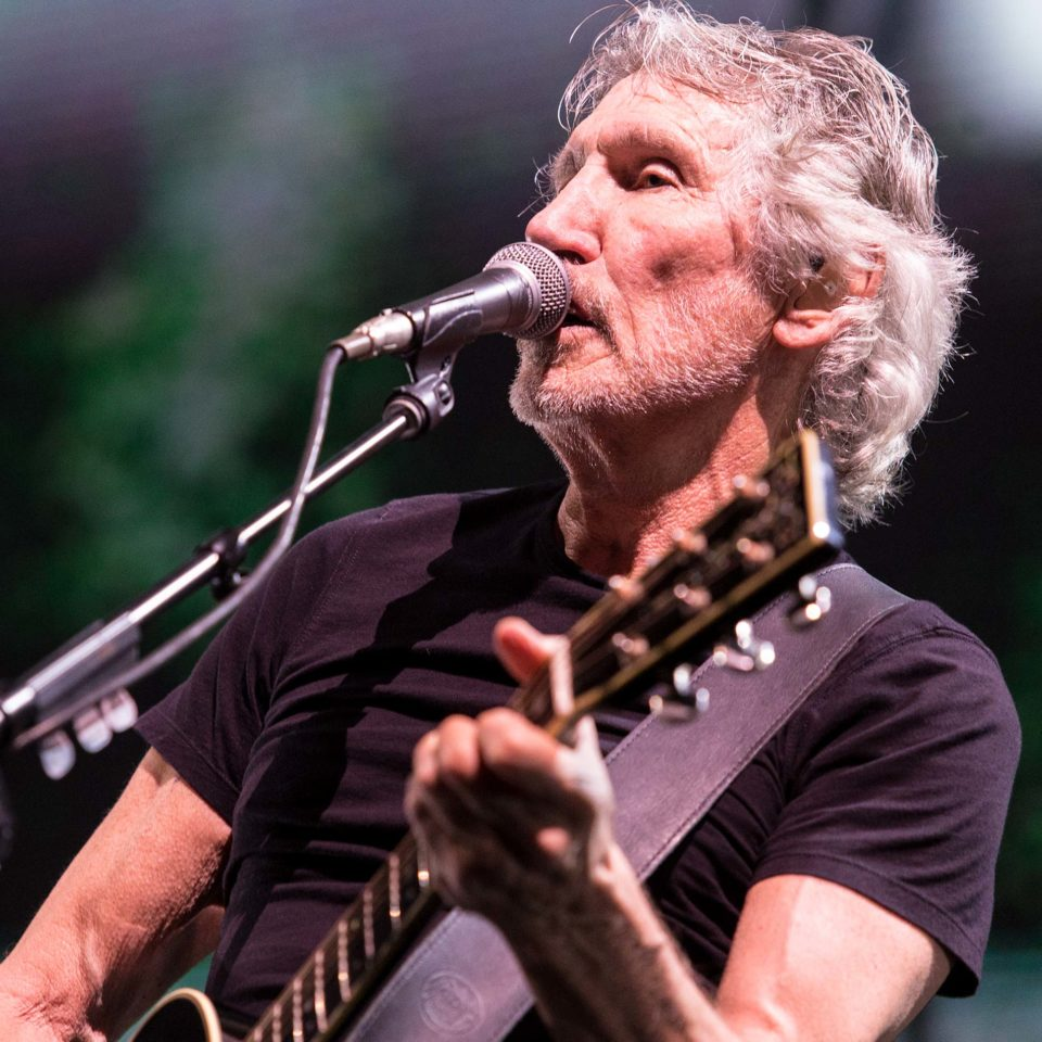 Roger Waters Lille 2017