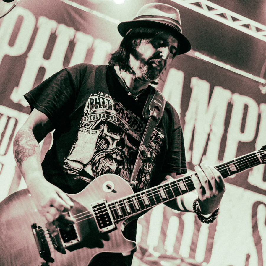 Phil Campbell and the Bastards Sons @ Splendid Lille 17 octobre 2018
