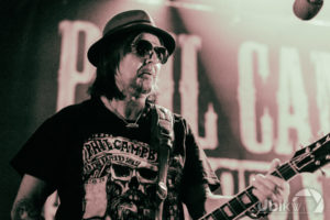 Phil Campbell and the Bastards Sons Lille 2018