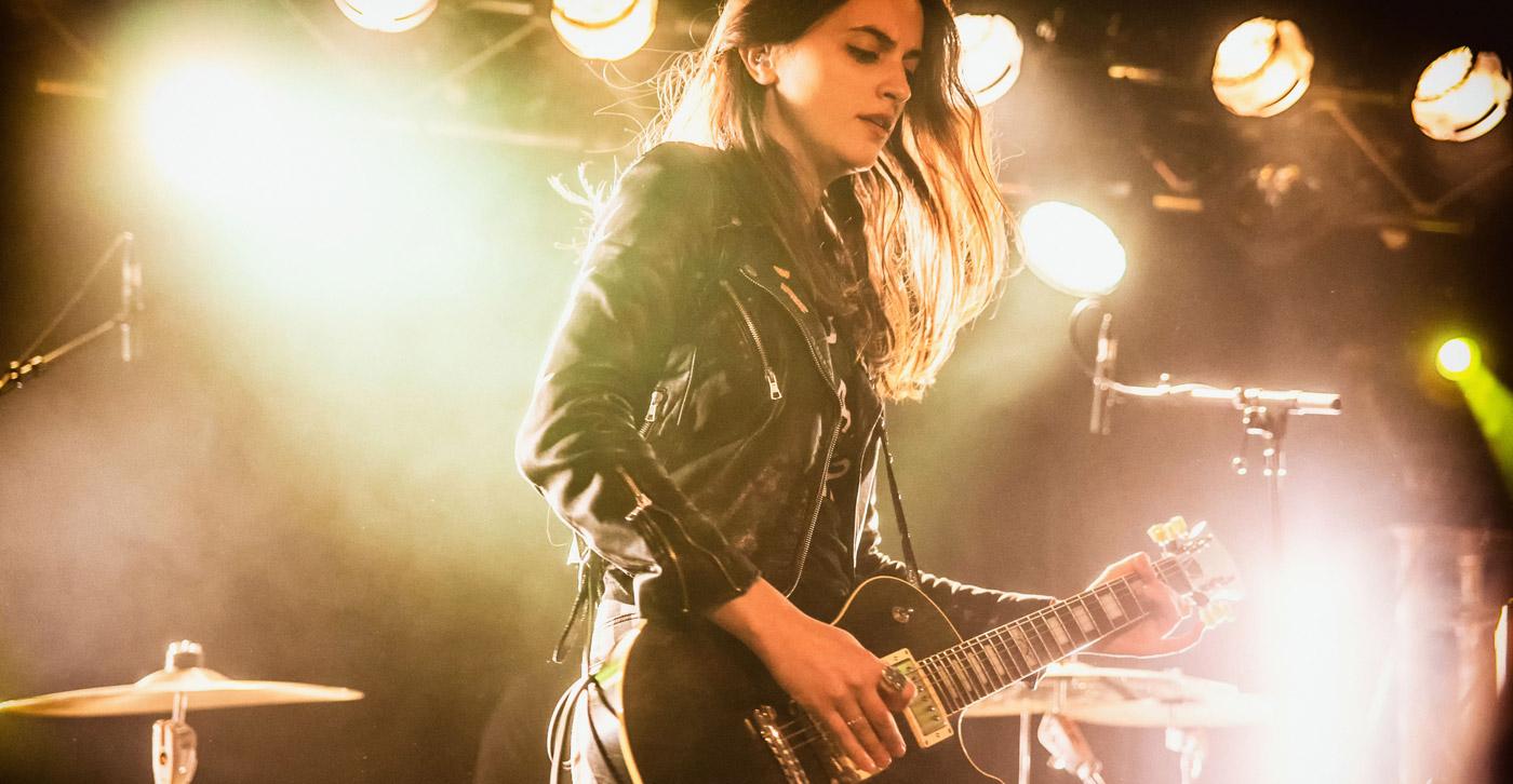 Laura Cox Band @ Wattrelos 16 décembre 2018