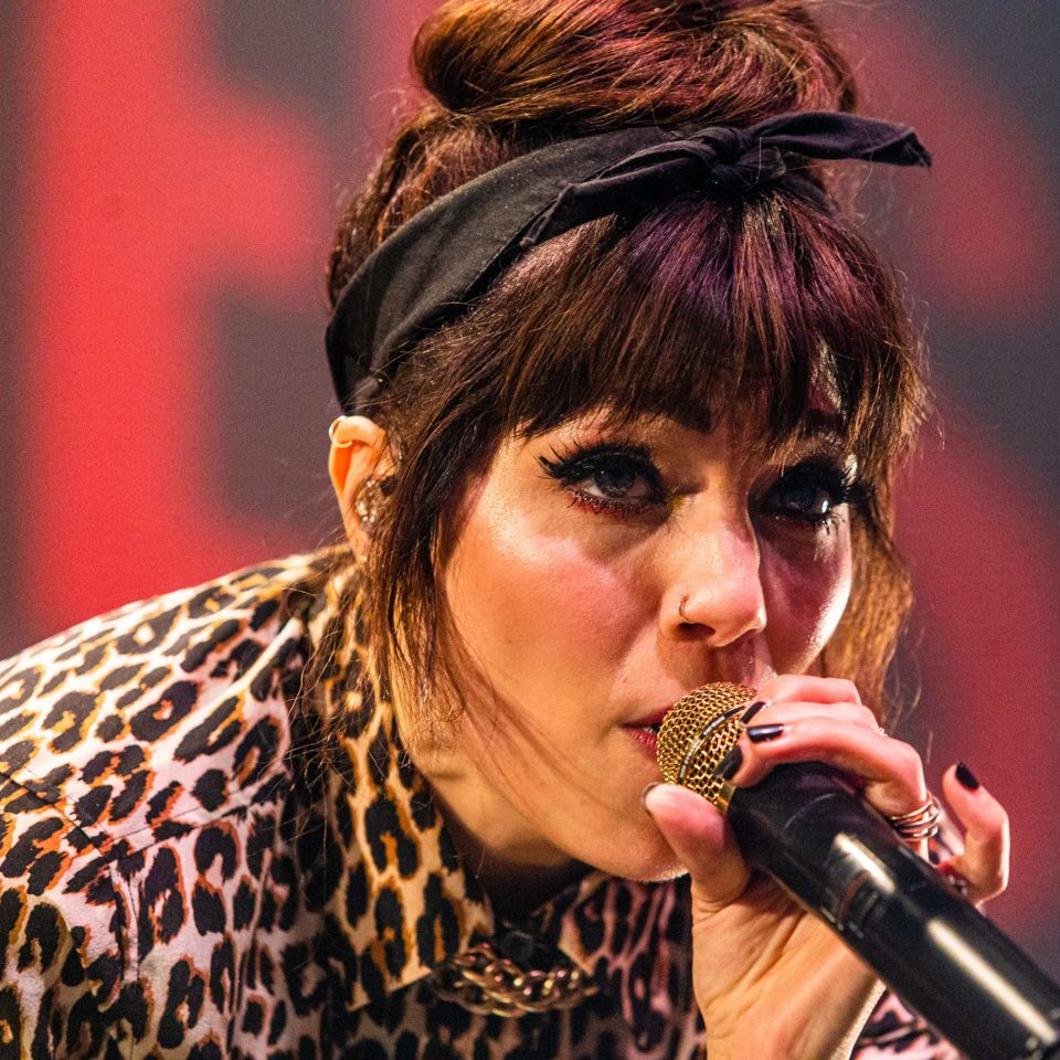 The Interrupters Lille 2019
