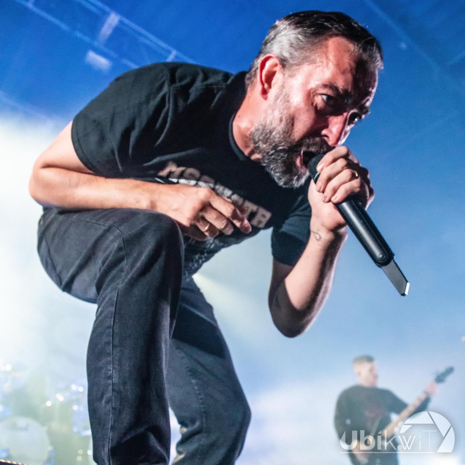 Mass Hysteria + Redemption @ Lille 05 octobre 2019