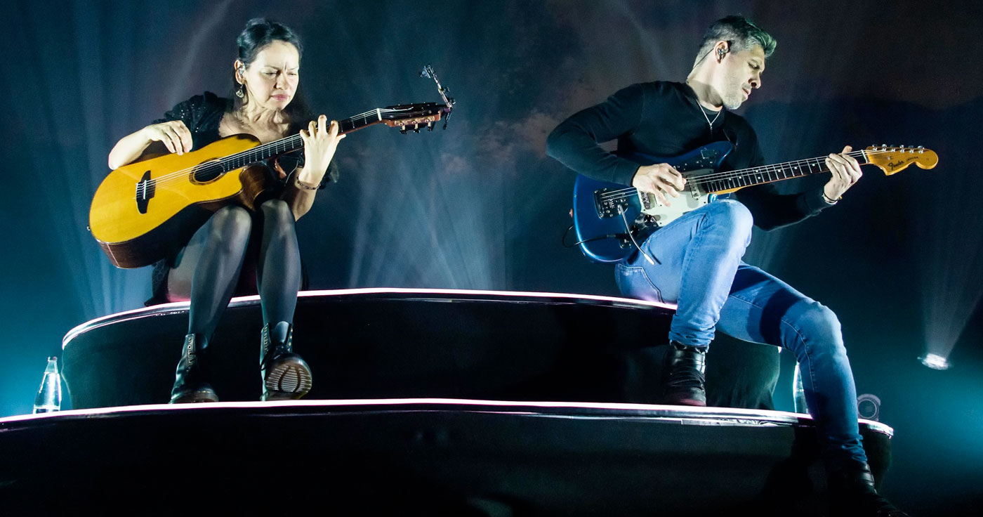 Rodrigo y Gabriela @ Lille, 25 octobre 2019
