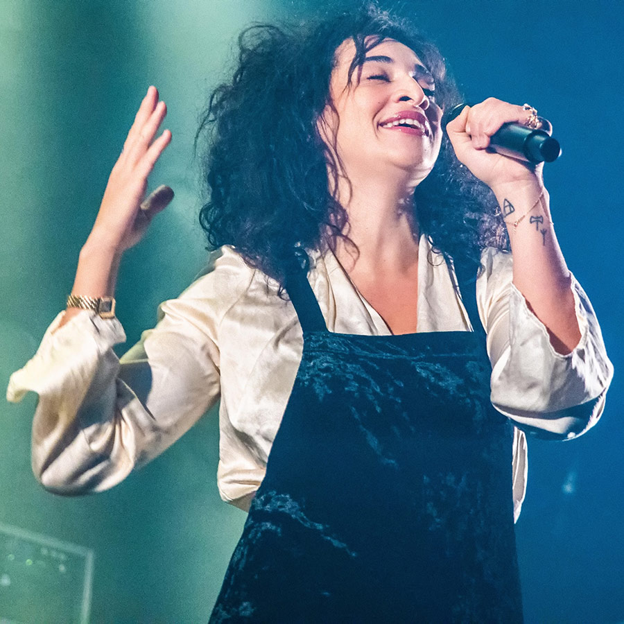 Camélia Jordana @ Tourcoing 24 novembre 2019