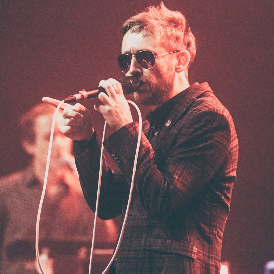 The Divine Comedy Colisee Roubaix