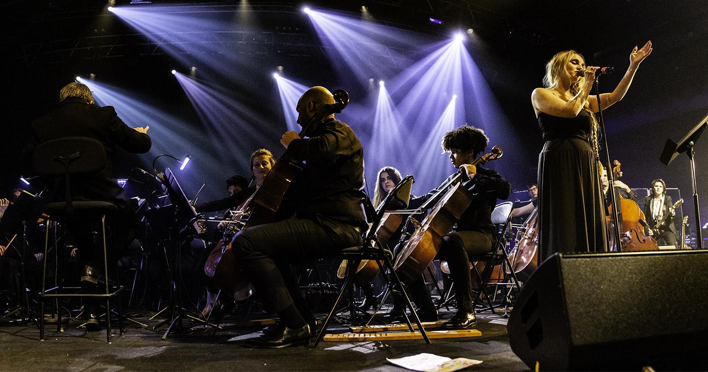 Osez Bashung : Fantaisie Symphonique @ Lille, 30 novembre 2019