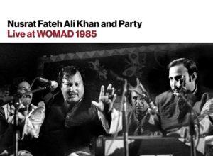 Nusrat Fateh Ali Khan Live WOMAD 85